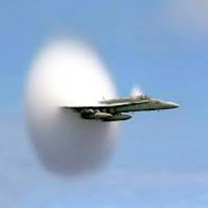 Guess what? You don't have to break the sound barrier to be amazing