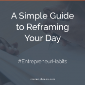 A Simple Guide to Reframing Your Day